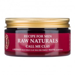 RAW NATURALS CALL ME CLAY...