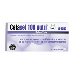 COBAS CEFASEL 100 NUTRI 60...