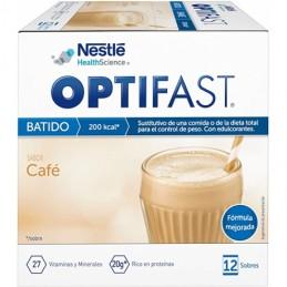 OPTIFAST BATIDO SABOR CAFE