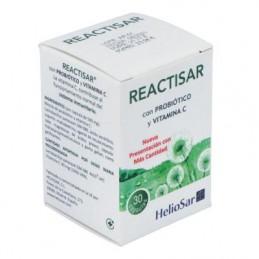 HELIOSAR REACTISAR 30 CAPSULAS