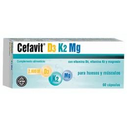 COBAS CEFAVIT D3 K2 MG