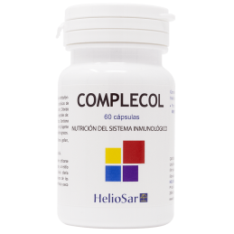 HELIOSAR COMPLECOL 60 CAPSULAS