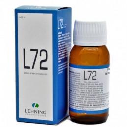 LEHNING L72 GOTAS ORALES 60 ML