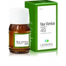 LEHNING NUX VOMICA Nº 49 30 ML